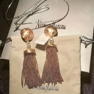 NWT!! $140 KENDRA SCOTT Exclusive Tassel Earrings